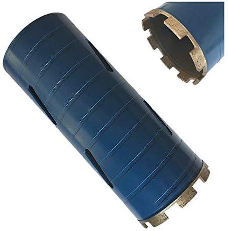 and Block Wet Drill Core Bits for Hard Concrete Granite 1.75 Diameter 1-1//4-7 Threaded #30//40 Diamond Grits Brick