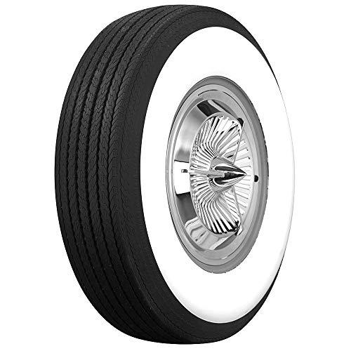(Coker Tire 62861 Coker Classic 4 7/16 Inch Whitewall H78-15)