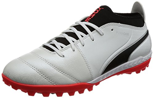 One Uomo 17 white Bianco black Calcio Da Puma 3 Tt Scarpe Coral fiery BAAx10n