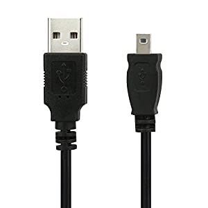 Camera Data Cable, BIRUGEAR Replacement Nikon UC-E6 / UC-E16 / UC-E17 USB Cable Cord for Nikon Coolpix L340, L330, L26, L28, L30, L310, L620, L810, L820, L830, S30, S31, S32, AW110, D5200, D7100, D750