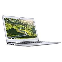 Acer Chromebook CB3-431-C345 14-Inch Laptop (Intel Celeron quad-core N3160 , 4GB DDR3 Memory, 32GB SSD, Chrome OS)