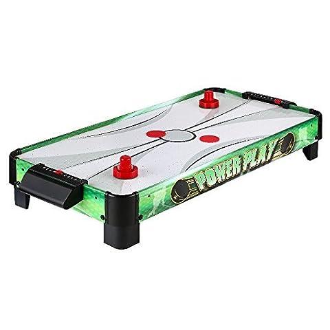 Carmelli Power Play 40 Table Top Air Hockey by Carmelli - Power Air Hockey