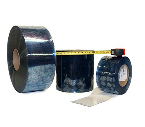 Vinyl Roll - 8 in. Low Temp smooth - Length: 75 ft. (22.86m) - Thickness (Gauge): .080 in. ()