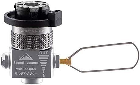 SZMYLED Adaptador de Estufa de Gas Saver Plus con Butano ...