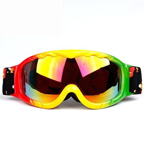 viewhugeキッズボーイズガールズスキーゴーグル曇り止めスノースノーボードスノーモービルスケートGlasses for Children Youth B0784YWX38  # 3