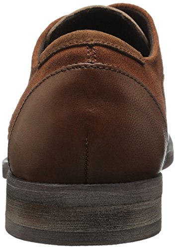 Stacy Adams Mens Barstow Oxford Cognac