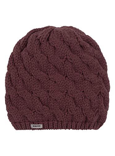 Burton Women's Birdie Beanie, Port Royal, One Size (Winter Hats Women Burton)