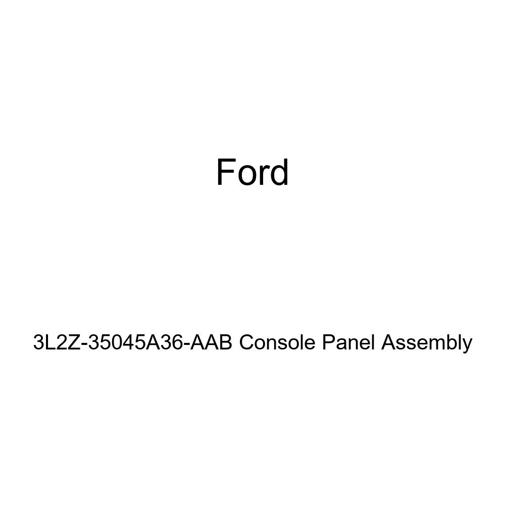 Genuine Ford 3L2Z-35045A36-AAB Console Panel Assembly