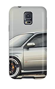 Anti-scratch And Shatterproof Subaru Gray To Traffic Light Phone Case For Galaxy S5/ High Quality Tpu Case