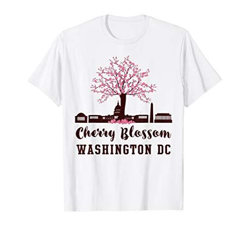 - The National Cherry Blossom Festival in Washington DC shirts