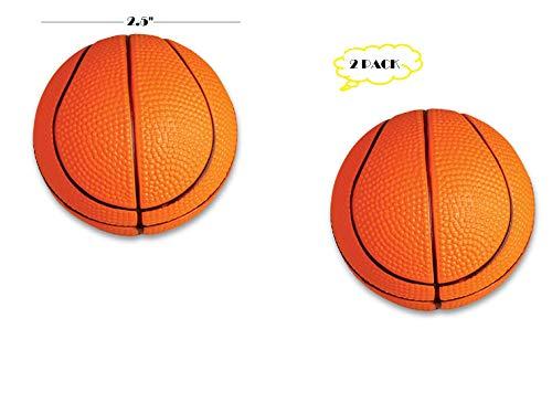 HOWBOUTDIS (2 Pack of Stress Balls, 2.5