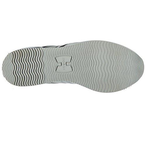 Hogan Cuir Baskets Sneakers Blanc en XL Sport Chaussures Femme H222 rgXZrq