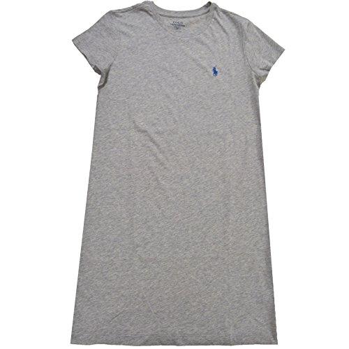 Polo Ralph Lauren Womens Lightweight Jersey Dress (L, ()