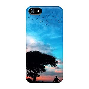 Iphone Case - Tpu Case Protective For Iphone 5/5s- Happiness
