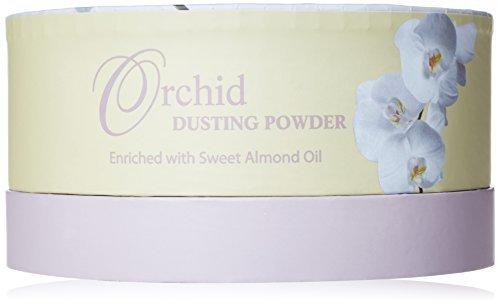 Bronnley Orchid Dusting Powder 75g by Bronnley H. Bronnley & Co. UK Ltd