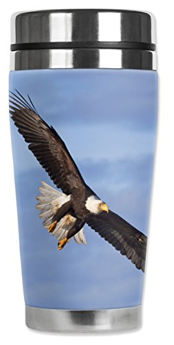 Thermos Stainless Steel Eagles (Mugzie 956-MAX
