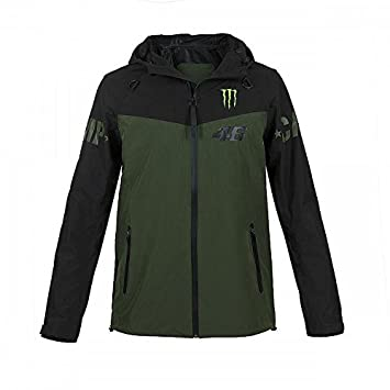 adf4acec344 Monster Energy Valentino Rossi 46 - Veste coupe-vent - Pour homme ...