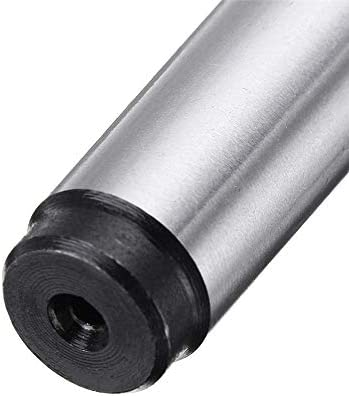 DXX-HR Tool 0.02 Inch MT2 Accuracy Steel Lathe Live Center Taper Tool Triple Bearing Multifunction