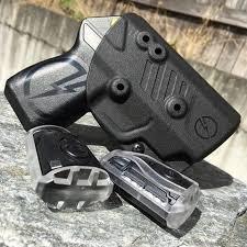 TASER Pulse Blade Tech Holster Combo
