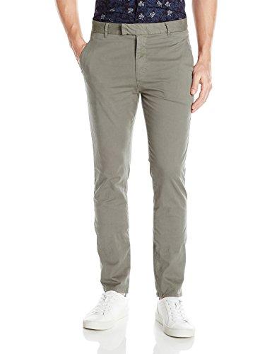 J Brand Men's Brooks Slim Trouser Pant, Low Lands, 32 by J Brand Jeans