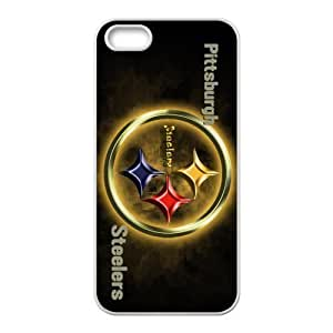 Pink Ladoo? Case For Ipod Touch 5 Cover Case Phone Cover NFL Pittsburgh Steelers Team Logo ed