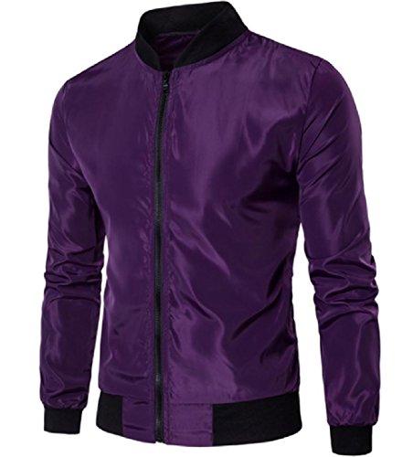 Collar Zip Front Jacket - 9