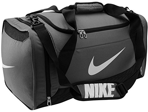 Branded Nike Brasilia 6 Medium Grip Duffle Bag Holdall Sports Gym Travel