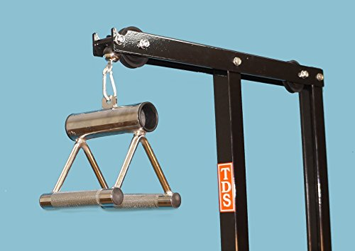 TDS Landmine Combo Handle for Landmine Rows and High and Low Pulley Rows