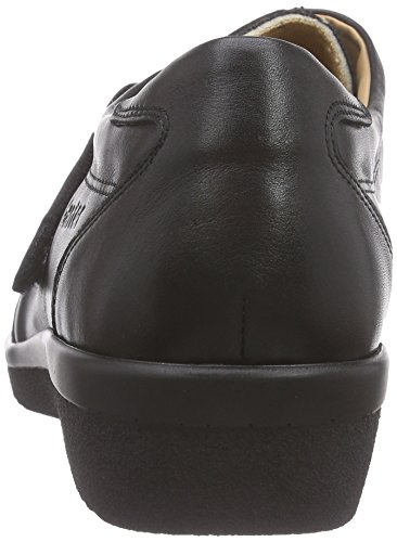 WoMen Schwarz Black Sensitiv Loafers Weite 0100 Inge Ganter I OqaRdOw