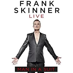 Frank Skinner Live - Man in a Suit Performance