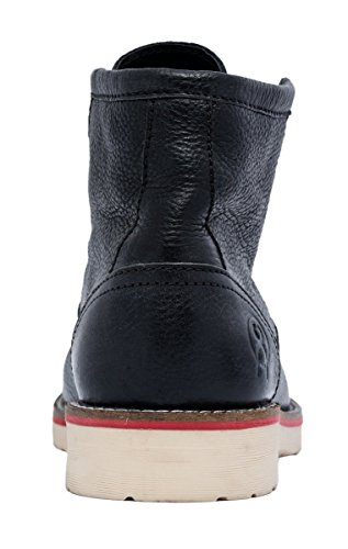 Workboot Sturdy Shoes Jesse Schwarz James qFRzxwxA