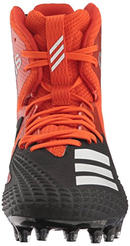 Collegiate Mid Freak Orange adidas X White Carbon Shoe Football Men's Core Black Pp4qv4I