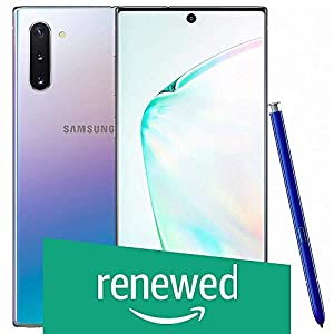 (Renewed) Samsung Galaxy Note 10 (Aura Glow, 8GB RAM, 256GB Storage) with No Cost EMI/Additional Exchange Offers