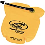 Stohlquist Add-A Buoy Bladder Floatation, Yellow/Black, Universal, Outdoor Stuffs