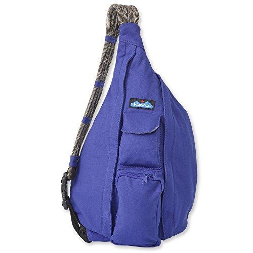 (KAVU Women's Rope Bag Backpack, Royal, One Size)