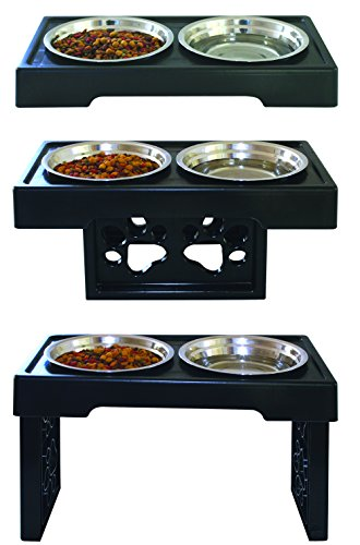 Dog Adjustable Feeder - 2