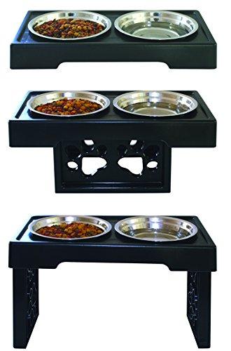 8 inch dog bowl set - 3