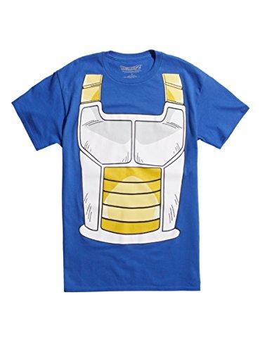 Dragon Ball Z Vegeta Cosplay T-Shirt - Costume Cosplay Dragon Ball Z