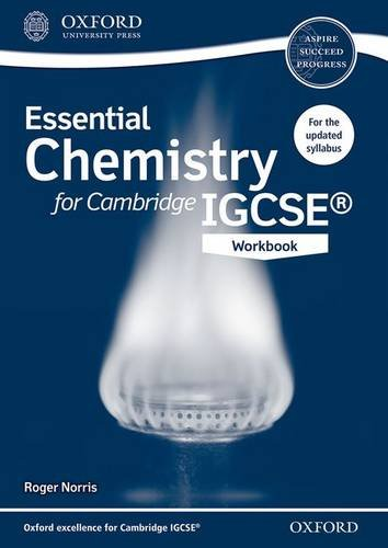 Essential Chemistry for Cambridge IGCSERG Workbook (CIE IGCSE Essential Series)