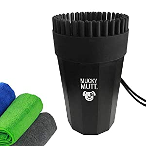 Mucky Mutt Dog Paw Cleaner