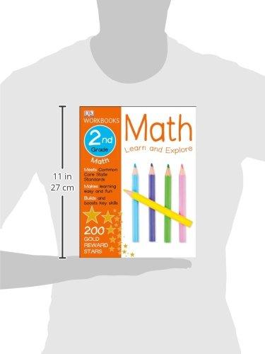 DK Workbooks: Math, Second Grade: DK Publishing: 0790778017347 ...