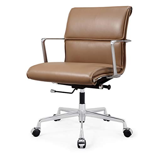 Meelano 347-BRN M347 Home Office Chair, ()