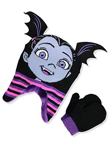 Disney vampirina Beanie Hat And Mitten Set - Toddler Size [4015]