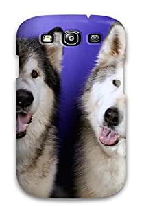 Series Skin Case Cover For Galaxy S3(siberian Husky Dog)