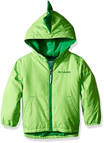 Columbia Baby Kitterwibbit Jacket, Green Mamba, 18-24 Months