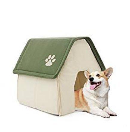 Mio.oo Casa para Mascotas Mascotas Pequeñas y Medianas: Amazon.es: Productos para mascotas