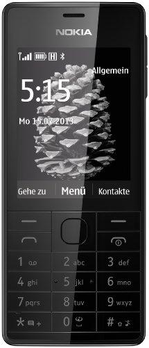 Nokia 515 DE - Smartphone (6,1 cm (2,4 pulgadas), cámara digital con 5 Mpx, Bluetooth 3.0), color negro [Importado de Alemania]: Nokia: Amazon.es: ...