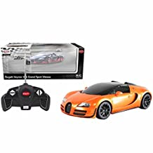 1/18 Scale Licensed Bugatti Veyron 16.4 Grand Sport Vitesse RC Car RTR (Colors May Vary) Authentic Body Styling