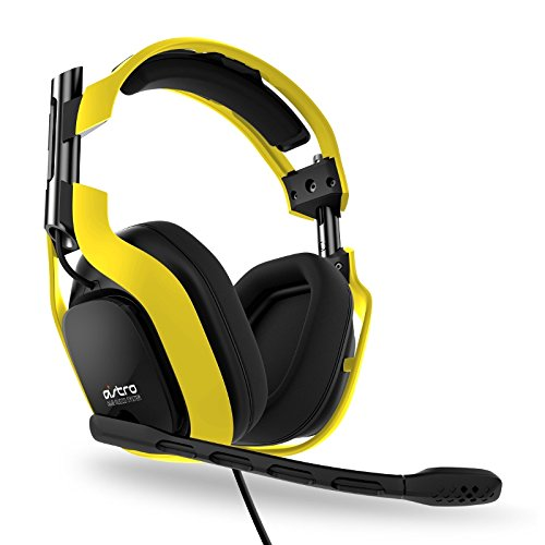 ASTRO Gaming Color Headset Yellow PC