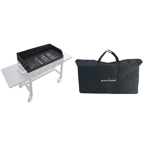 Blackstone 36 Inch Grill Top Accessory for 36 Inch Griddle with Carry (36in Griddle)